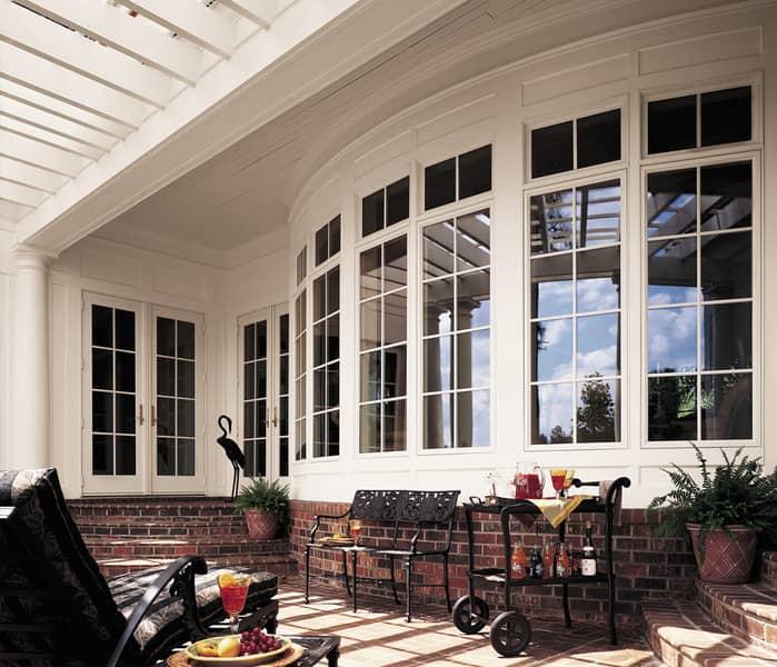 bay windows vinyl windows that make a beautiful difference
