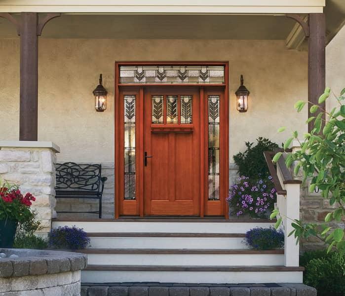 Entry Door Installation