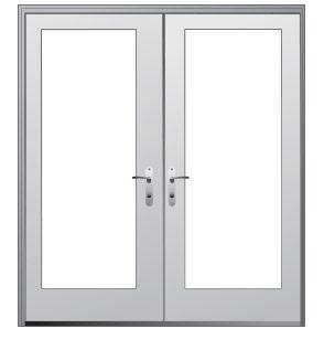 New French Door Installation